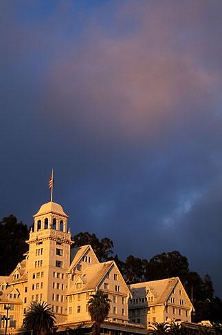 image 0-501-42 California, Berkeley, Claremont Resort and Spa
