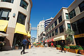 town stock photography | California, Oakland, City Center Plaza, image id 1-99-10
