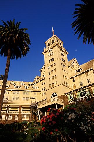 image 4-729-10 California, Berkeley, Claremont Resort and Spa