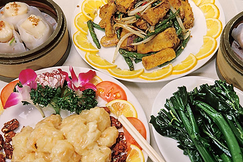 image 4-729-50 Food, Dim Sum