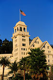 sunlight stock photography | California, Berkeley, Claremont Resort and Spa, image id 4-730-29