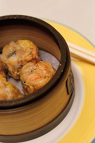 image 4-730-54 Food, Dim Sum, Shrimp Dumplings Har Gow