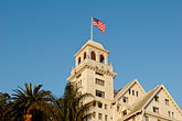 sunlight stock photography | California, Berkeley, Claremont Resort and Spa, image id 4-739-11