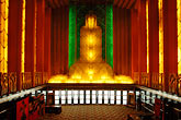 entrance stock photography | California, Oakland, Paramount Theater, image id 4-740-5