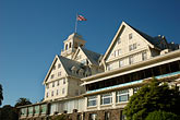 sunlight stock photography | California, Berkeley, Claremont Resort and Spa, image id 4-741-3