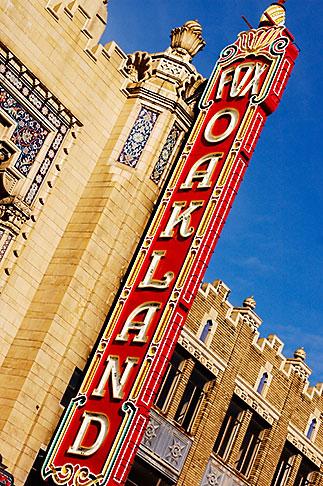image S5-51-3075 California, Oakland, Fox Theater