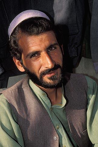 image 4-456-28 Pakistan, Karakoram Highway, Merchant, Gilgit