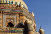mausoleum stock photography | Pakistan, Multan, Mausoleum of Shah Rukn-e-Alam, 1320, image id 4-477-19