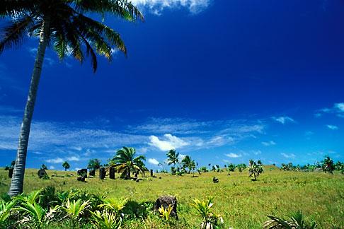 image 8-111-36 Palau, Babeldaob, Stone monoliths, Ngarchelong