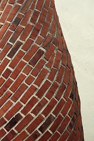 image 0-0-87 Detail, Brick chimney