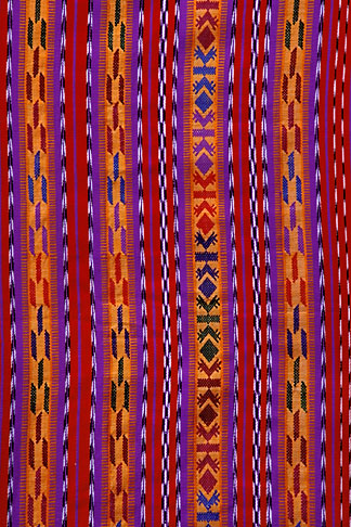 image 3-333-29 Textiles, Blanket, Guatemala