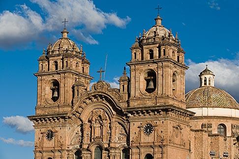 image 8-761-1028 Peru, Cuzco, Iglesia de la Compania de Jesus, Plaza de Armas