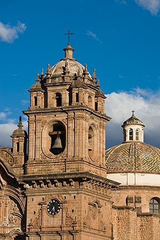 image 8-761-1029 Peru, Cuzco, Iglesia de la Compania de Jesus, Plaza de Armas