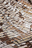 south america stock photography | Peru, Sacred Valley, Salinas, Inca salt pans stil used today for evaporating salt, image id 8-761-1951