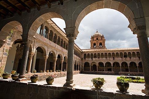 image 8-761-781 Peru, Cuzco, Convent of Santo Domingo