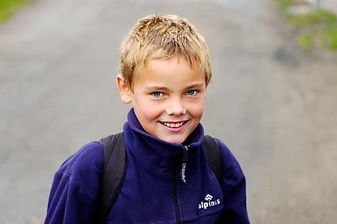 image 4-960-1313 Poland, Jelenia Gora, Young boy