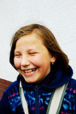 smile stock photography | Poland, Jelenia Gora, Young girl, image id 4-960-1321