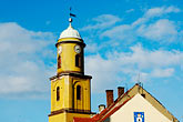 church steeple stock photography | Poland, Jelenia Gora, Church, image id 4-960-1368
