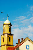 church steeple stock photography | Poland, Jelenia Gora, Church, image id 4-960-1369