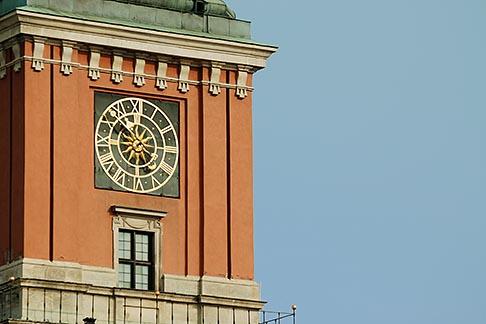 image 7-700-113 Poland, Warsaw, Royal Castle, Zamek Krolewski, Old Town, Stare Miasto