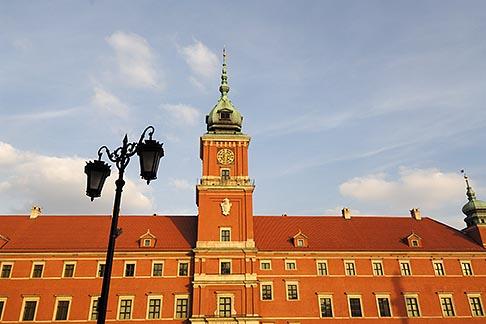 image 7-700-7835 Poland, Warsaw, Royal Castle, Zamek Krolewski, Old Town, Stare Miasto