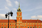 castle stock photography | Poland, Warsaw, Royal Castle, Zamek Kr�lewski, Old Town, Stare Miasto, image id 7-700-7835