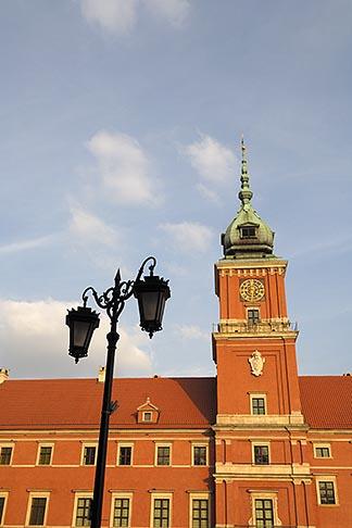 image 7-700-7837 Poland, Warsaw, Royal Castle, Zamek Krolewski, Old Town, Stare Miasto