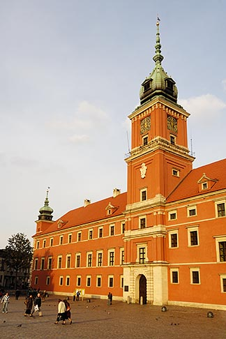 image 7-700-7872 Poland, Warsaw, Royal Castle, Zamek Krolewski, Old Town, Stare Miasto