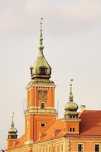 image 7-700-7901 Poland, Warsaw, Royal Castle, Zamek Krolewski, Old Town, Stare Miasto