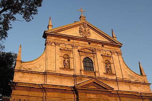 image 7-730-8644 Poland, Krakow, Church of Sts Peter and Paul, Kosciol swietego Piotra i Pawla