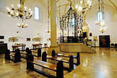 old synagogue stock photography | Poland, Krakow, Interior, Old Synagogue, Stara Synagoga, Kazimierz, image id 7-730-8811
