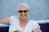 one mature woman only stock photography | Portraits, Woman with sunglasses, image id 1-603-61
