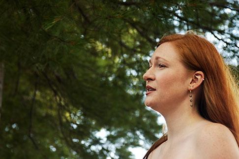 image 4-950-391 Portraits, Evelyn Pollock, Opera singer