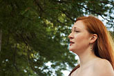 redhead stock photography | Portraits, Evelyn Pollock, Opera singer, image id 4-950-391