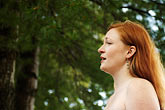 redhead stock photography | Portraits, Evelyn Pollock, Opera singer, image id 4-950-393