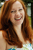 redhead stock photography | Portraits, Evelyn Pollock, Opera singer, image id 4-950-755