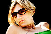 sunglasses stock photography | Portraits, Woman, image id S5-127-9142