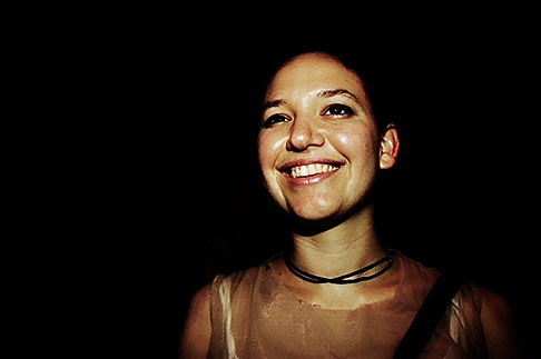 image S5-135-735 Portraits, Woman at party