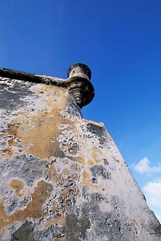 image 1-350-22 Puerto Rico, San Juan, El Morro, El Castillo San Felipe del Morro, 1549