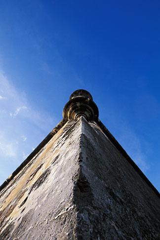 image 1-350-23 Puerto Rico, San Juan, El Morro, El Castillo San Felipe del Morro, 1549