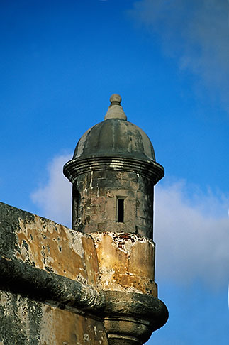 image 1-350-28 Puerto Rico, San Juan, El Morro, El Castillo San Felipe del Morro, 1549