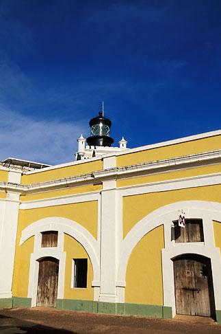 image 1-350-43 Puerto Rico, San Juan, El Morro, El Castillo San Felipe del Morro, 1549