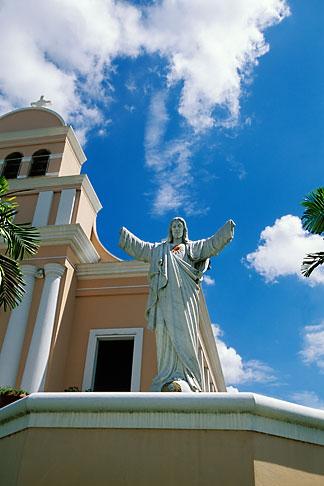 image 1-352-82 Puerto Rico, Aguadilla, Iglesia Monserrate, Moca