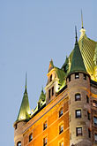 turret stock photography | Canada, Quebec City, Chateau Frontenac, image id 5-750-451