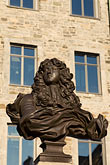 ruler stock photography | Canada, Quebec City, Bust, image id 5-750-8046
