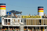 excursion stock photography | Canada, Quebec City, Cruise Ship, image id 5-750-8160