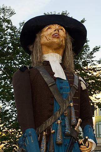 image 5-750-8265 Canada, Quebec City, Fetes de la Nouvelle France, Parade