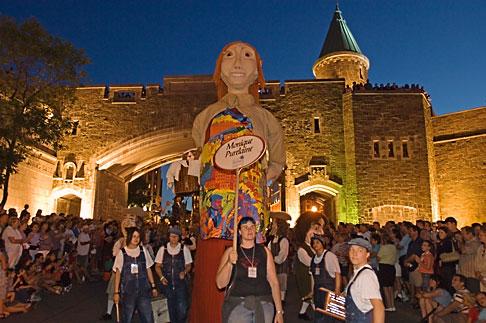 image 5-750-8416 Canada, Quebec City, Fetes de la Nouvelle France, Parade