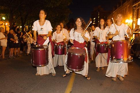 image 5-750-8448 Canada, Quebec City, Fetes de la Nouvelle France, Parade
