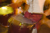 woman stock photography | Canada, Quebec City, F�tes de la Nouvelle France, Drumming, image id 5-750-8454